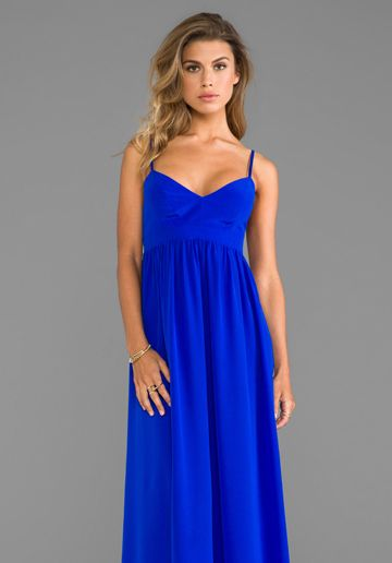 Silk Gown  Pinterest  Cobalt blue Colors and The o&39jays