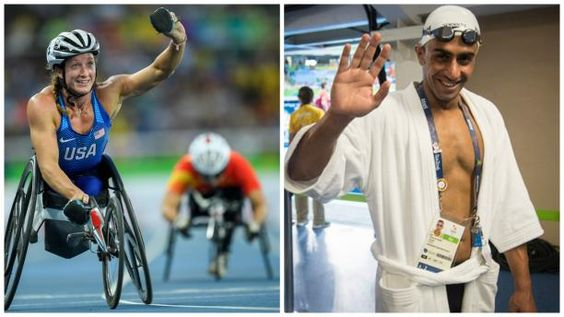 Winners revealed for Whang Youn Dai Achievement Award 15.09.2016 Ibrahim Hussein (IPA, Syria) and Tatyana McFadden (USA) have been selected as recipients at Rio 2016. - Tatyana McFadden and Ibrahim Al Hussein