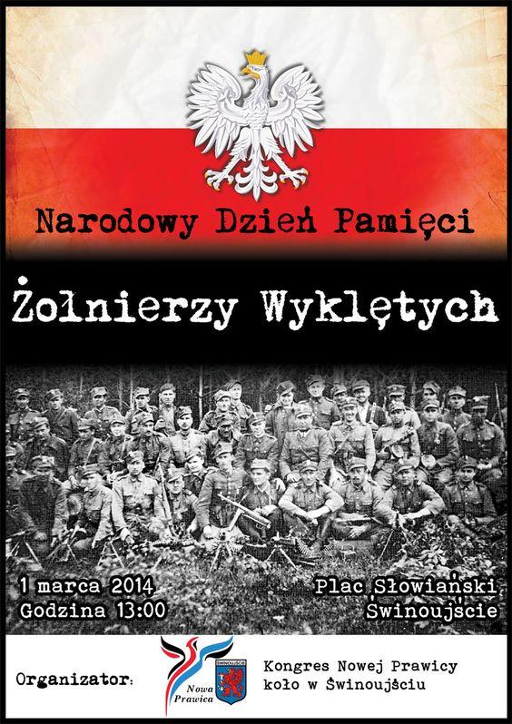 Narodowy Dzień Pamięci Żołnierzy Wyklętych w Świnoujściu | Świnoujście w sieci