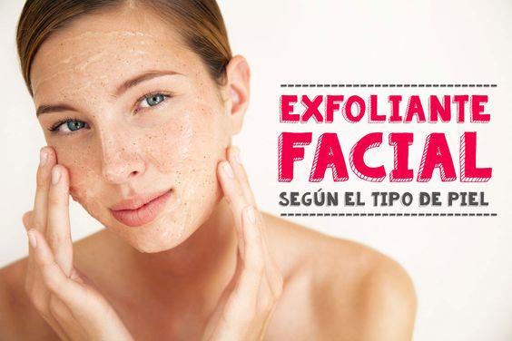 Exfoliante facial: Opciones según el tipo de piel - http://xn--decorandouas-jhb.com/exfoliante-facial-opciones-segun-el-tipo-de-piel/