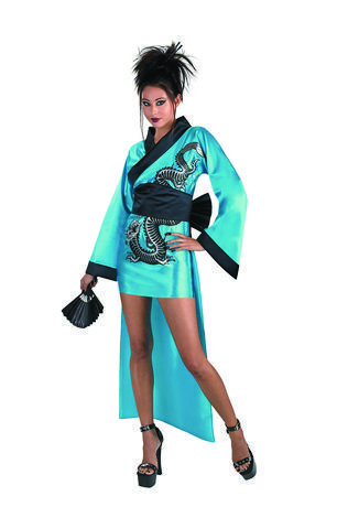 Visit Walmart.ca for Dragon Geisha Costume (Juniors 7-9) and our selection of Halloween items at Walmart.ca