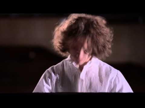 Julien Libeer plays Liszt - Bénédiction de Dieu dans la Solitude - YouTube