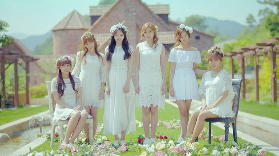 Name: APink Debut: 2011 Members: Chorong, Bomi, Eunji, Naeun, Namjoo, Hayoung Former Member(s): Yookyung