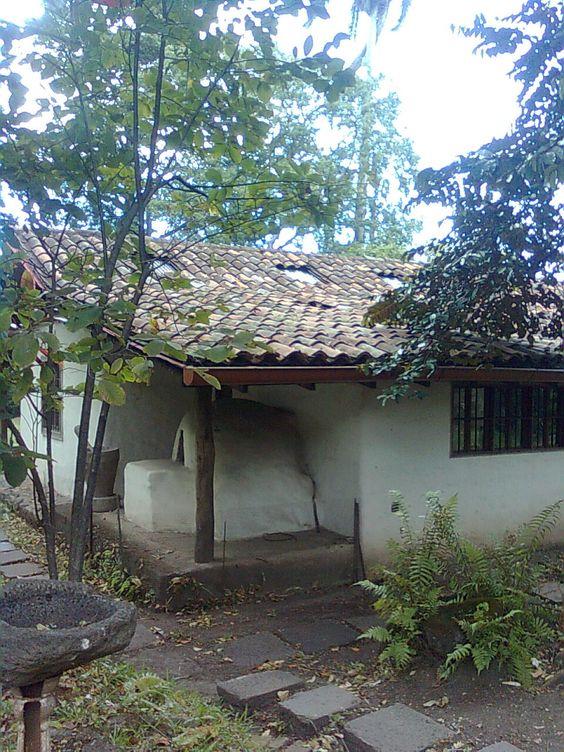 Casa colonial de Costa Rica