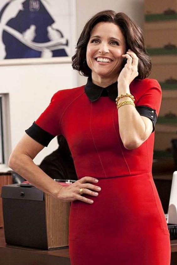 One red dress julia