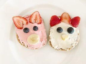 farm animal snack/ farm animal snacks for preschool/ preschool farm unit