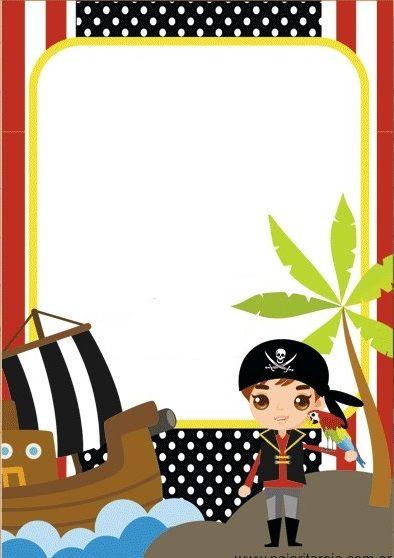 tarjeta de pirata... :D