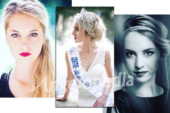 Cassandre Joris crowned as Miss Centre-Val de Loire 2016 for Miss France 2017