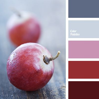 Mauve dark and red burgundy on pinterest for What color matches with red