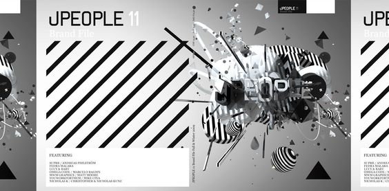 JPeople Dropmobile – Design for two Jpeople magazine editions