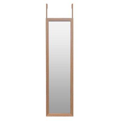 Miroir De Porte Chene L 35 X H 131 Cm En 2020 Porte Miroir Miroir Et Castorama