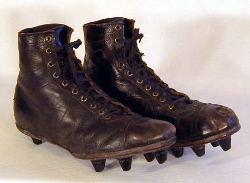 Image result for football boots 1916
