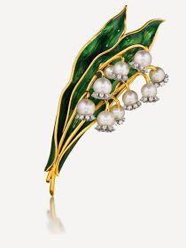 Rosamaria G Frangini | MyFlowerJewellery | We Love Gold : Floral Jewels, Carol Woolton