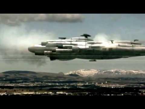 EBANO75: OVNI SE ENTRELLA EN AEROPUERTO EN LONDRES,REALIDAD...