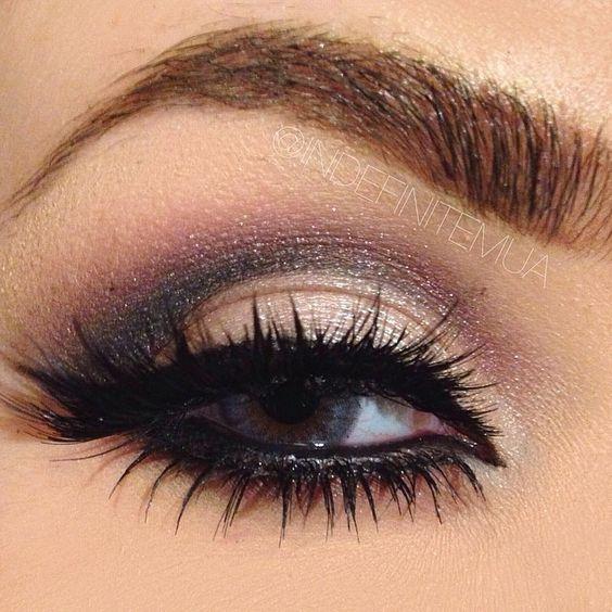 Pretty lashes ♡