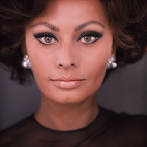 Sophia Loren, 1967 back when they knew what beauty was