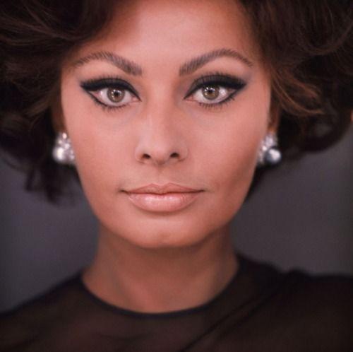 Sophia Loren, 1967 back when they knew what beauty was