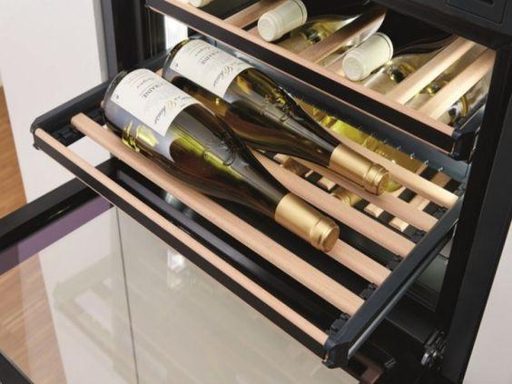 Chłodziarka do wina KWT 611 iG Miele