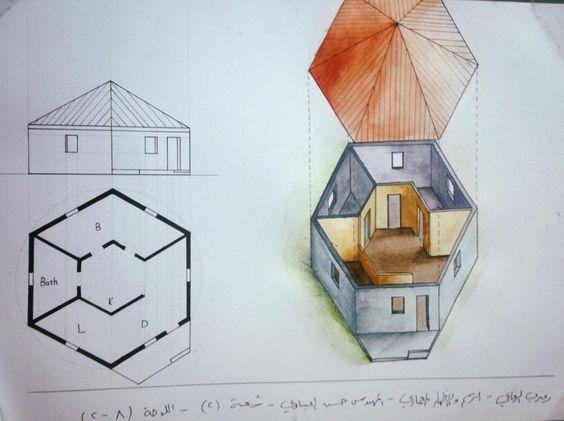Ramzi Alrefaeeالرسم والاظهار المعماري (Arch. Drawing & Representation ):
