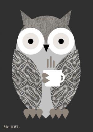 Illustration by Regina Puig, discover more:  http://www.gramposters.com/category/regina/