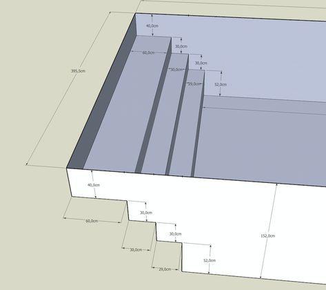 Auto Construction Piscine 8x4 Blocs A Bancher Piscines Ralisations
