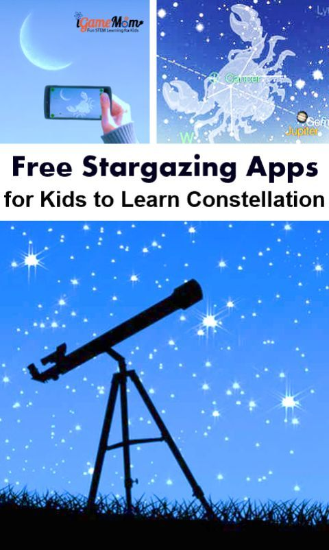 free app for stars and planets