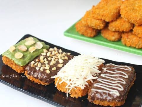 Resep Nugget Pisang Hitz Oleh Kheyla S Kitchen Resep Makanan Resep Makanan Manis