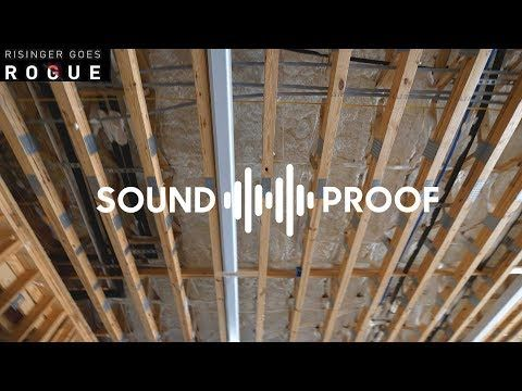 Do Acoustic Foam Expanding Foam And Foam Spray Soundproof A Room Can You Soundproof Your Walls Ceilings And Sound Proofing Spray Foam Spray Foam Insulation