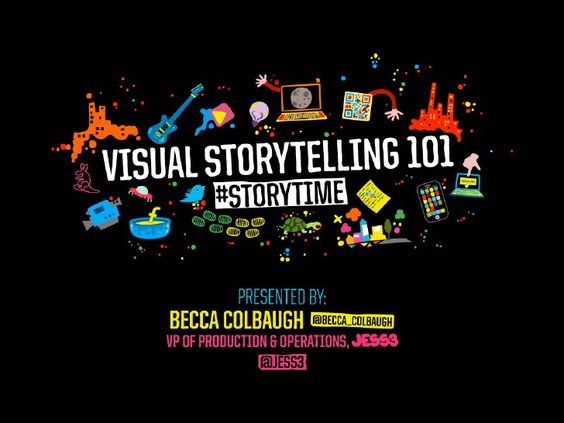 Visual Storytelling 101 by JESS3 | Your Standout Presentation ...