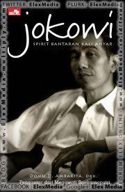 Buku ini bukan buku biasa. Dari sudut pandang berbeda temukanlah spirit kepemimpinan dari masa lalu, kisah lucu, dan kenangan orang-orang di dekat Jokowi yang pernah punya sejarah dengannya. Temukan pula rekam jejak kepemimpinan, kesuksesan, dan reportase kisah yang belum terungkap dari seorang Jokowi, sang spirit dari bantaran Kali Anyar.    JOKOWI - Spirit Bantaran Kali Anyar ; Harga: Rp. 49.800 Terbit: 12-Sep-12