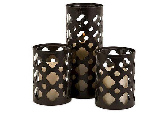 S/3 Norte Candleholders on OneKingsLane.com$29.00  $60.00 Retail