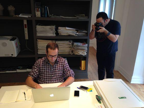 Making of de la nueva web de GUK