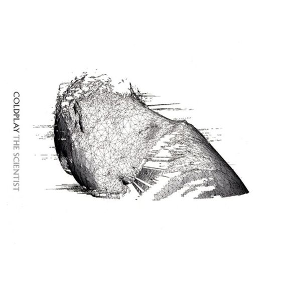 Coldplay – The Scientist (single cover art)