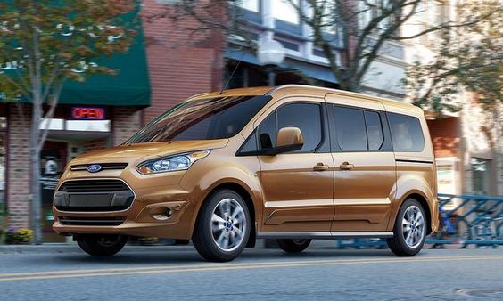 Ford bets Transit Connect Wagon, like a snowflake, is one of a kind