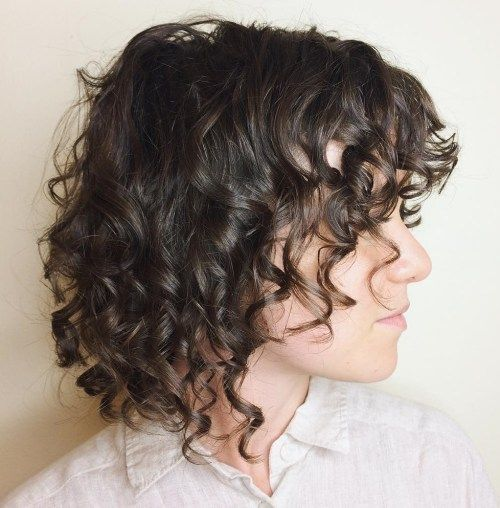 20 Hairstyles For Thin Curly Hair That Look Simply Amazing Thin Curly Hair Curly Hair Styles Naturally Curly Hair Styles