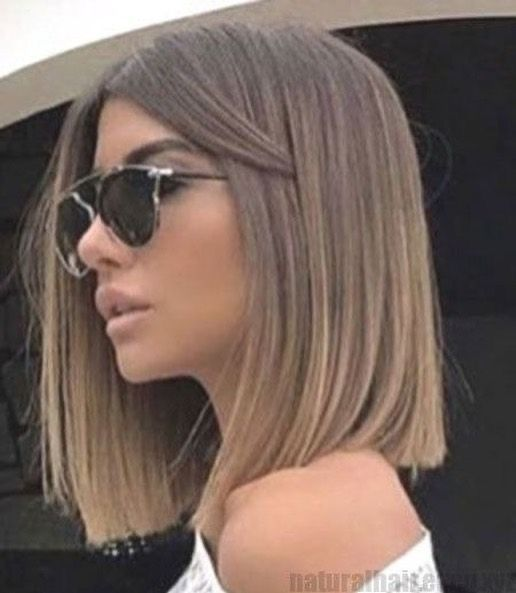 Pin By Neslihan On Short Hair In 2020 Shoulder Length Bob Haircut Hair Lengths Hair Styles