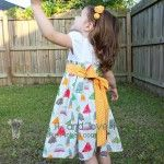 Cute sun dress.