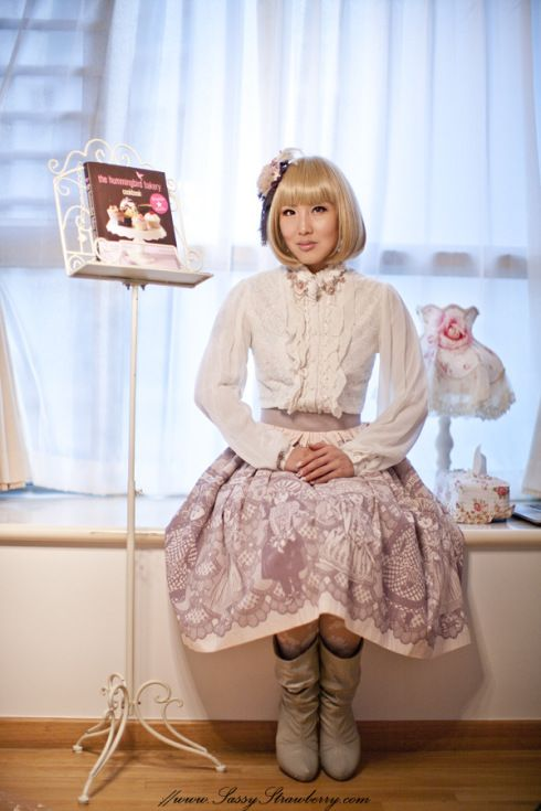 daily_lolita: Classic & Old-School Sweet~&l