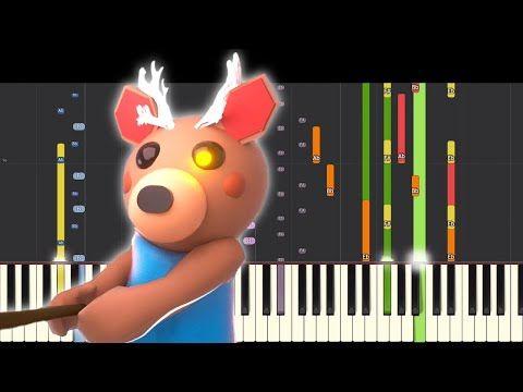 Dessa Theme Piano Remix Piggy Roblox Youtube Piggy Roblox Theme