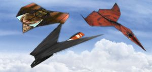 Dragons Airplanes