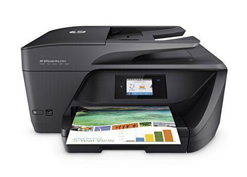 Hp Officejet Pro Pro 6960 All In One Printer Mobiler Drucker Hp Drucker Drucker Scanner