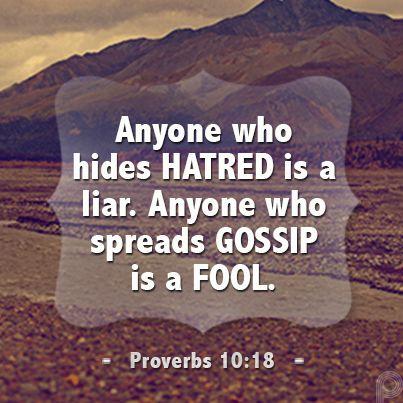 Gossip Bible Verses - iwate-kokyo