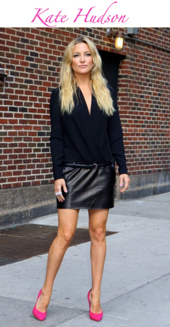 Favourite Celebrity Outfit of The Week: Kate Hudson - My Fash Avenue