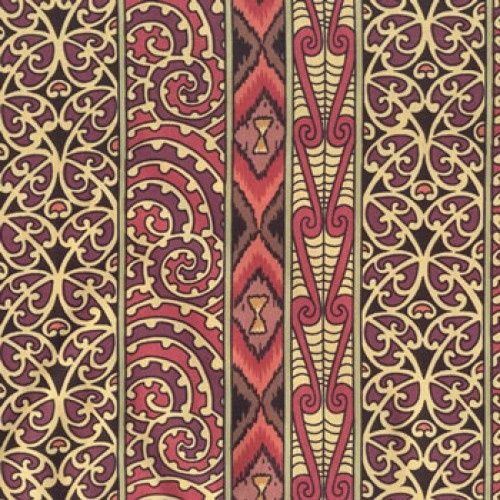 New Zealand NZ Map Icons Kiwi Bird Tiki Quilt Fabric from Sarah J ... : quilting fabric nz - Adamdwight.com