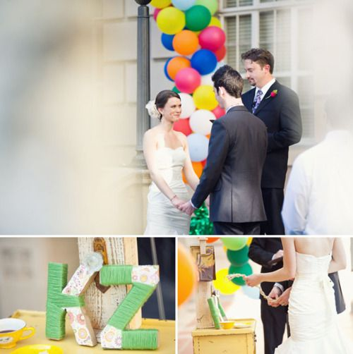 UP inspired! so sweet