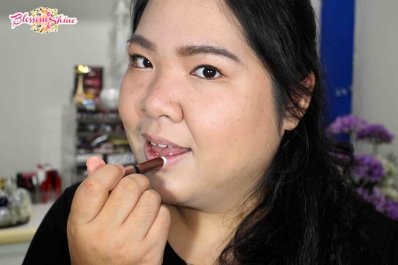 Lip Primer Lokal by MOB Cosmetic - blosomshine