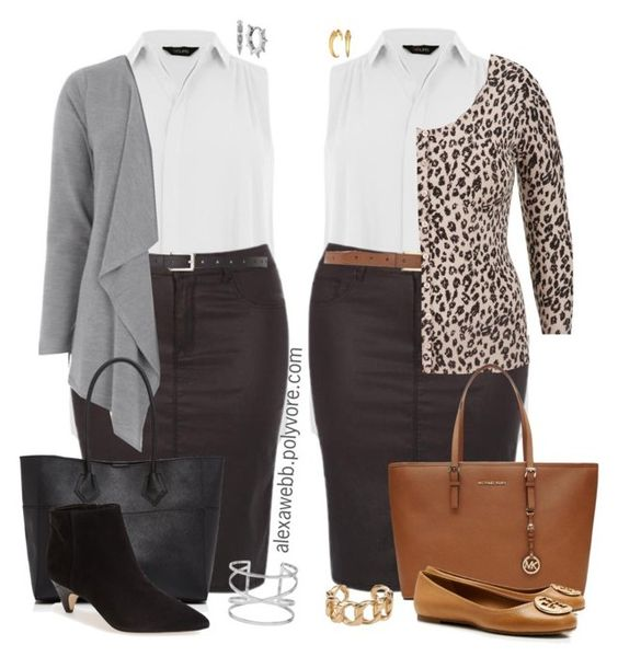 Plus Size - Work Basics by alexawebb on Polyvore
