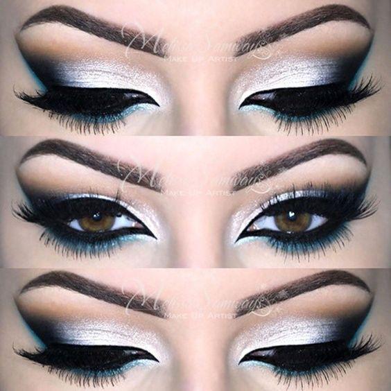 Instagram media by makeupbymels #cosmetic #makeup #eye