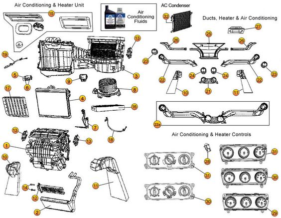 Jeep Jk Ac Diagram - Wiring Diagram For Light Switch •