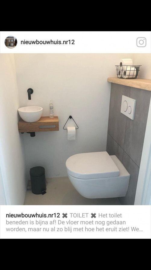 Buzzfeed Wcinrichting Uccanom In 2020 Toilette Renovieren Gaste Wc Gaste Wc Modern
